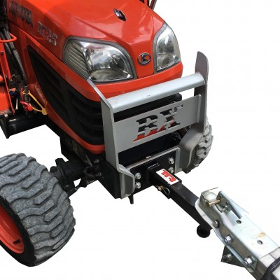 Front hitch receiver 2'' Kubota BX