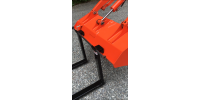 Forks / quick connect for tractor BX Kubota