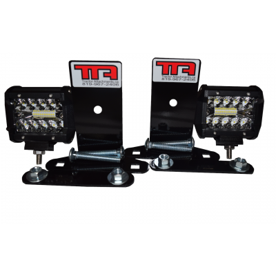 Rops Leds lights kit with brackets